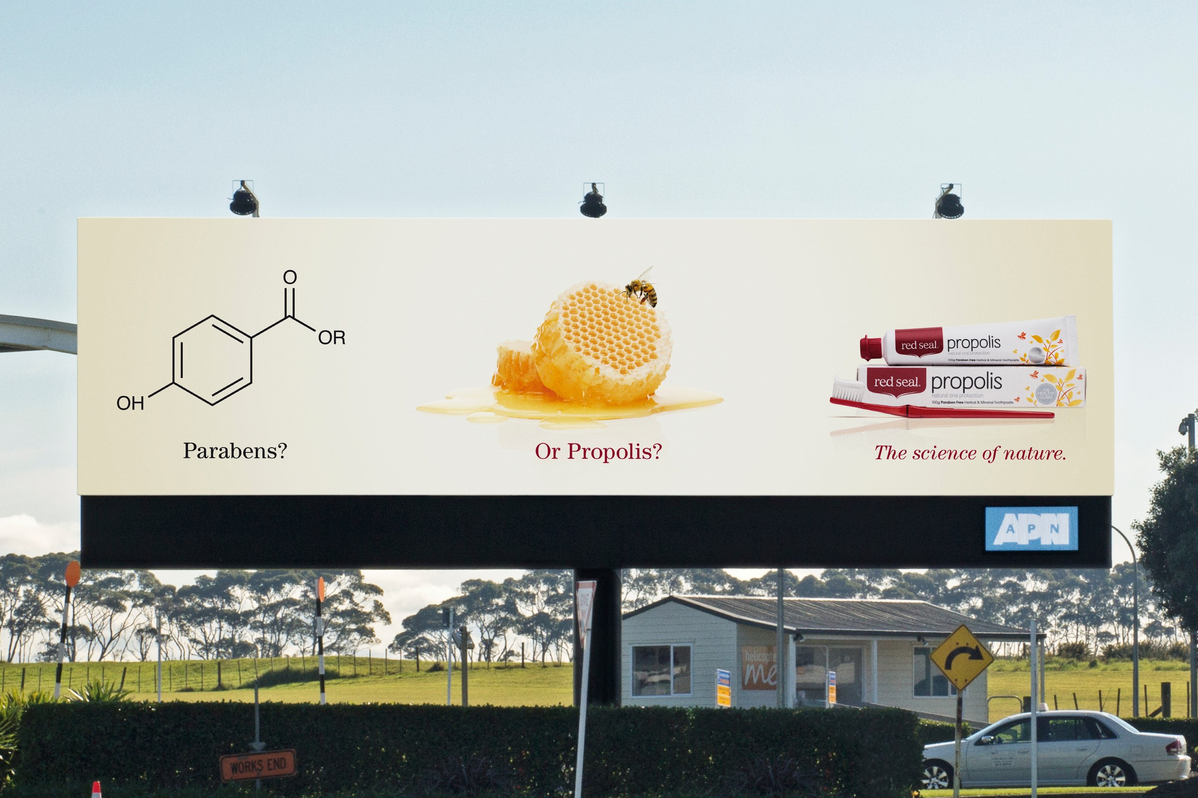 Red Seal billboard