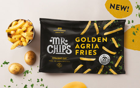 Mr. Chips new packaging