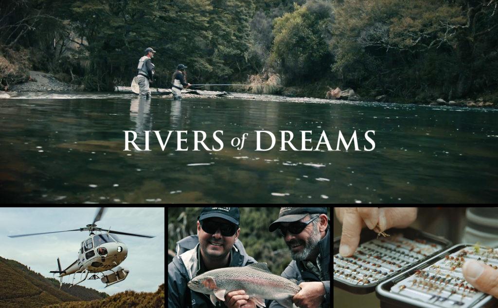 Love Taupo River of Dreams campaign